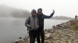 Lhakpa & Nima