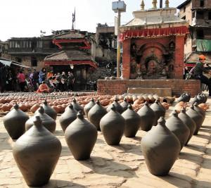 159 JP Poteries de Bhaktapur