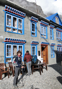 23 JP Lodge de Temba à Langtang
