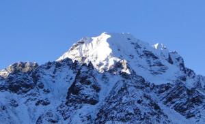 48 JP Sommet du Ponggen Dokpu 5930m.