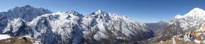59 JP Vue sur la Kangjala Himal